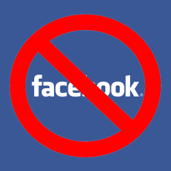 Facebook + Girlfriend = Problems