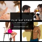 Learn How to Play Flip, Sip or Strip Drinking Game for Couples