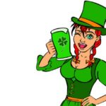 Happy St Patrick's Day  Saturday 17th March