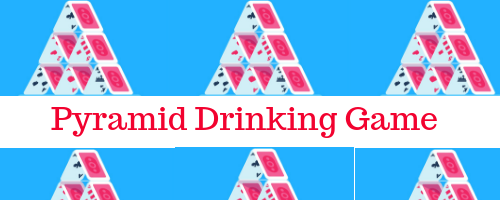 How To Play Pyramid Drinking Card Game