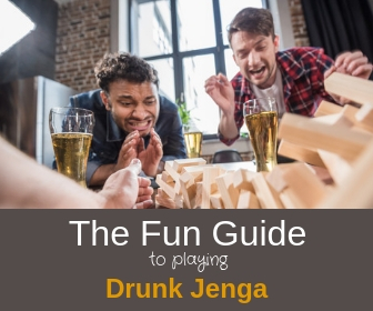 How to play Drunk Jenga drinking Game