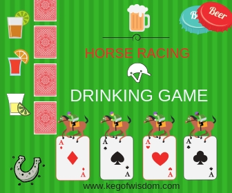 How To Easily And Quickly Play Horse Race Drinking Game